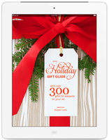 Download the Holiday Gift Guide in .pdf format
