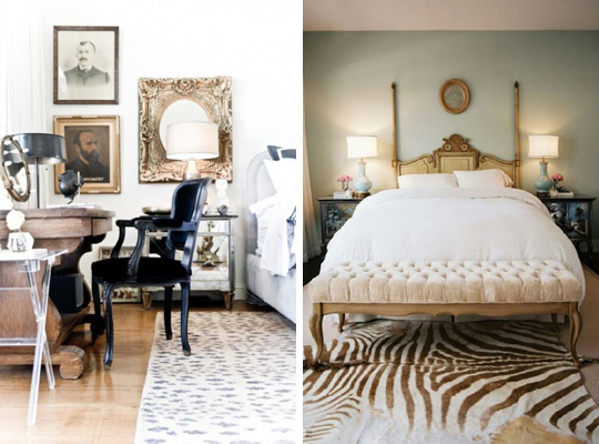 Zebra Print Rooms 35 animal print room examples: cheetah, leopard, zebra & tiger stripes