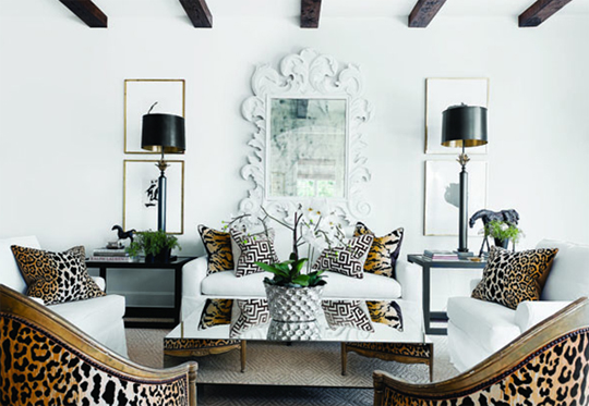 Superb Animal Print Rooms Amazing Design