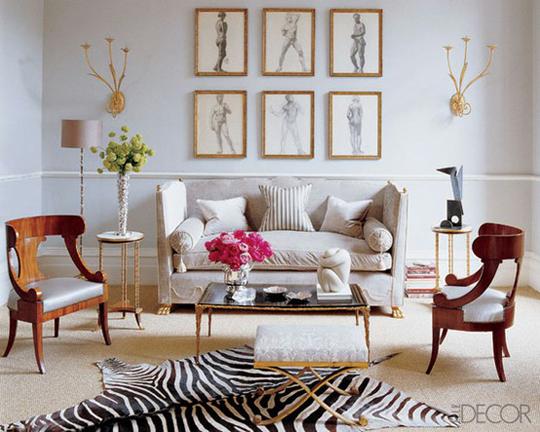 Living Room Zebra Print 35 animal print room examples: cheetah, leopard, zebra & tiger stripes