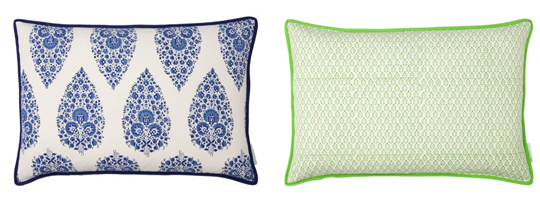 15 Best Sources for Block Print Fabric, Bedding, Curtains & Wallpaper