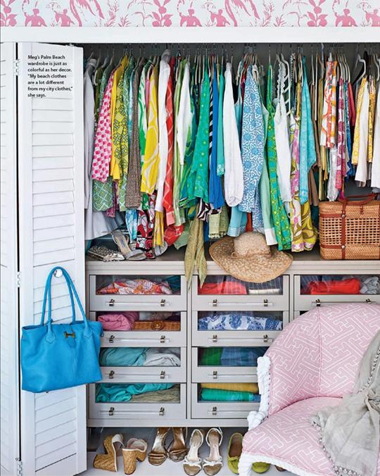 Closet Organization Inspiration Meghan Carter