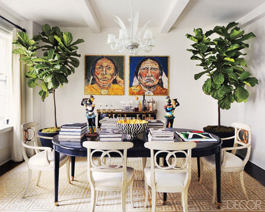 Indoor Trees | Feng Shui & Plants | Feng Shui Interior Design ...