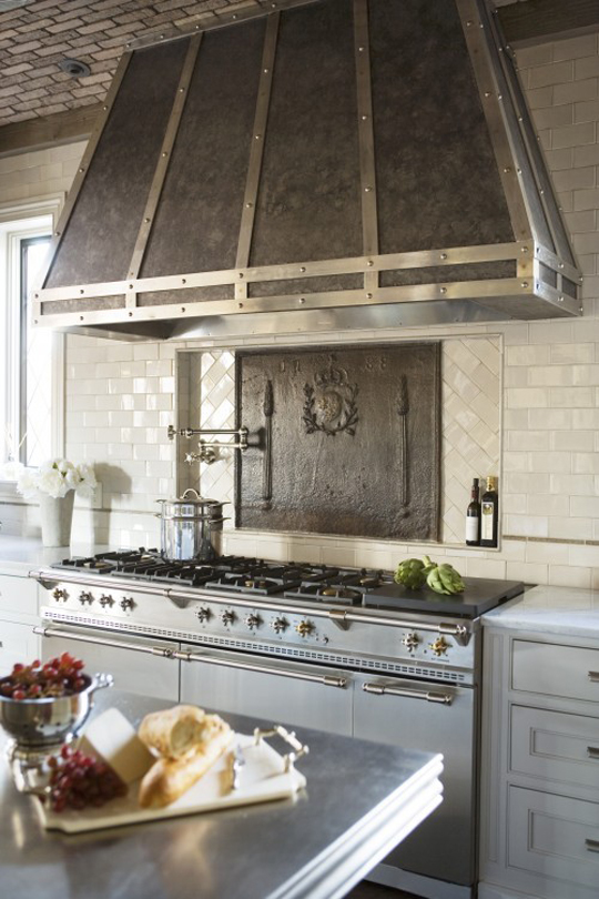 Metal Kitchen Hoods