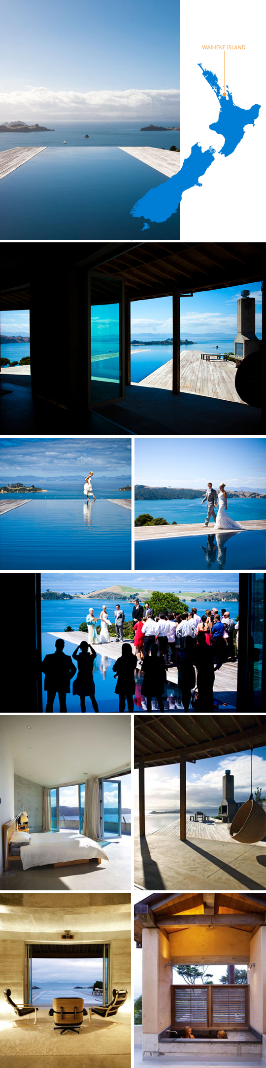 Waiheke Island, New Zealand, Home, View, Bay, Stunning, Spectacular, Beautiful
